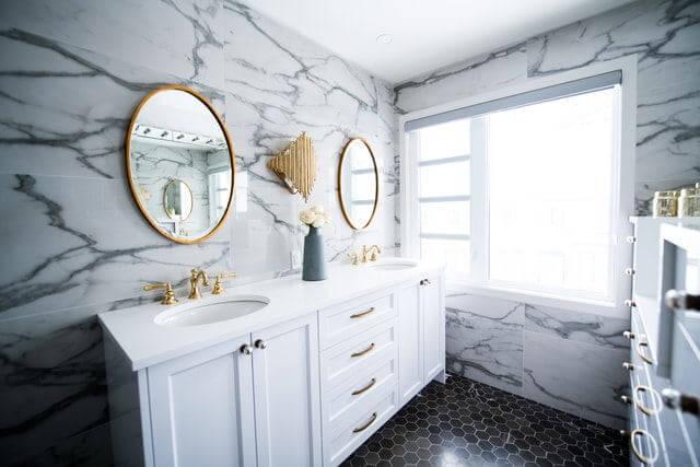 Key points of bathroom decoration in high-end restaurants